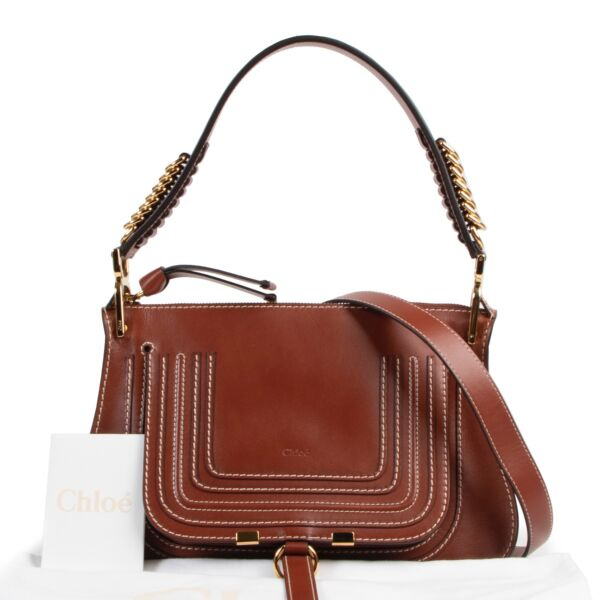 Chloé Brown Marcie Bag