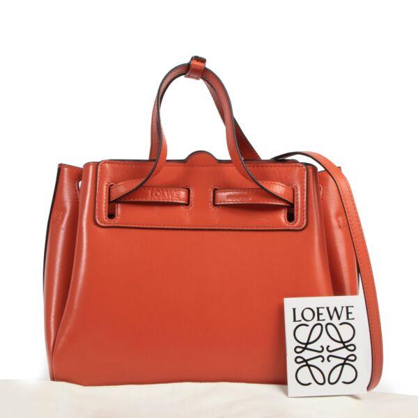 Loewe Orange Shoulderbag