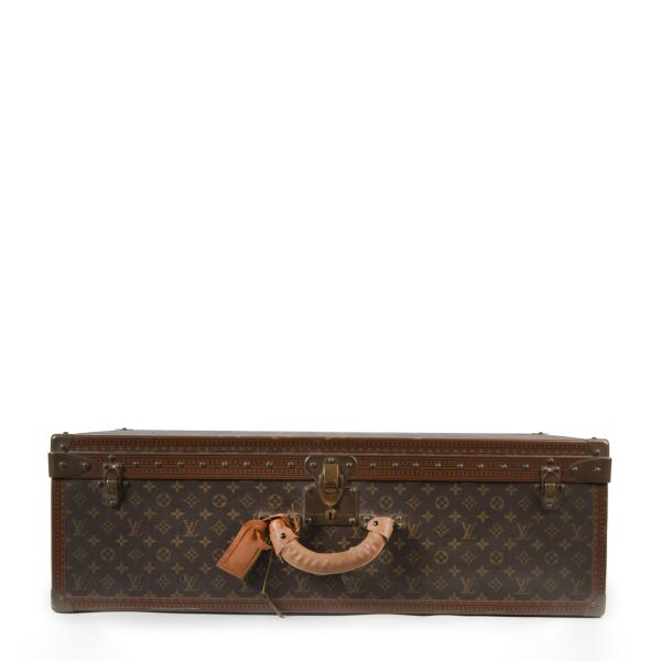 Louis Vuitton Alzer 80 Monogram Travel Case