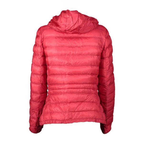 Moncler Red Jacket - Size 1