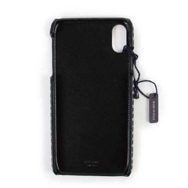 Prada Black and White iPhone XS Max  Case