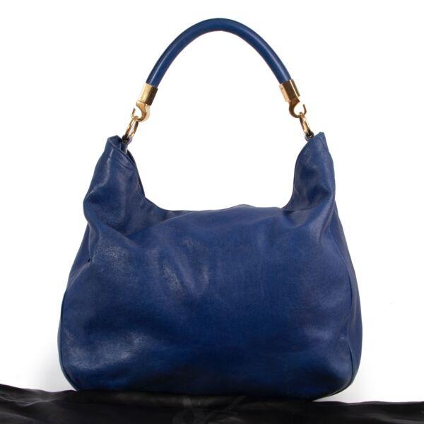Saint Laurent Royal Blue Shoulder bag