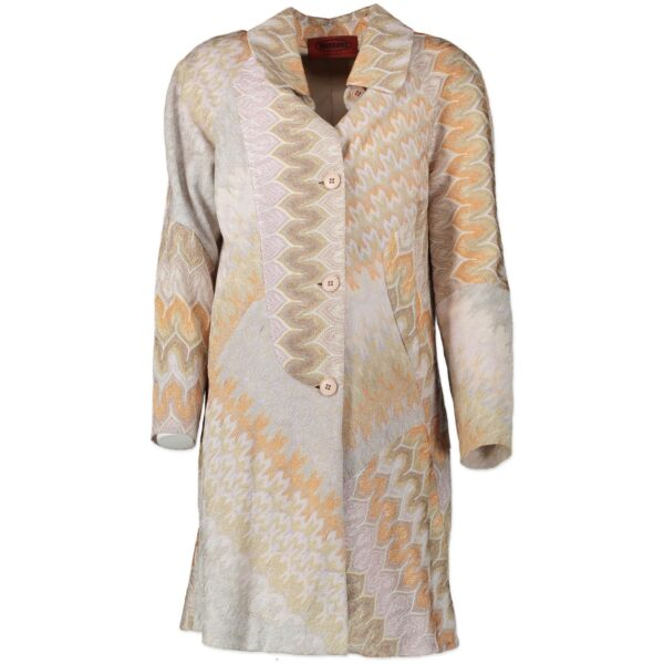 Missoni Pastel Jacket - size IT40 - for the best price at Labellov secondhand luxury