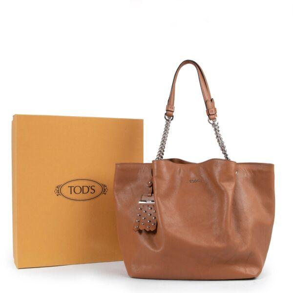 Tods Cognac Shoulder bag