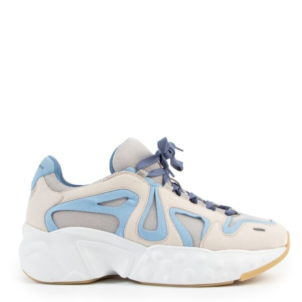 shop authentic affordable second hand Acne Blue Sneakers by Labellov