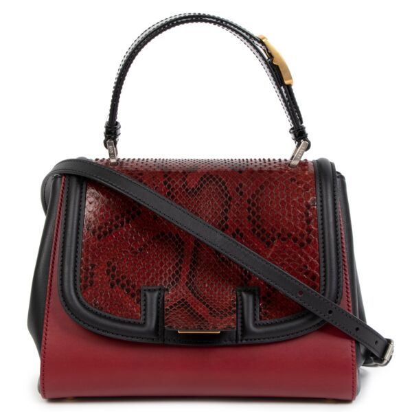 Fendi silvana top handle bag