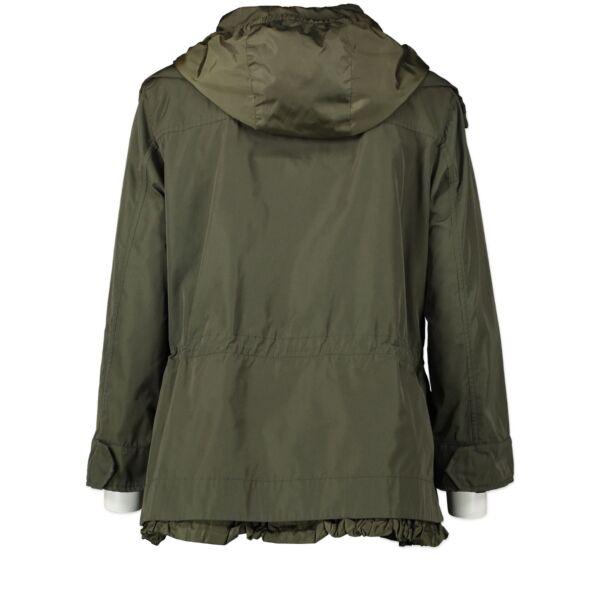 Moncler Khaki Festival  Jacket - Size 4