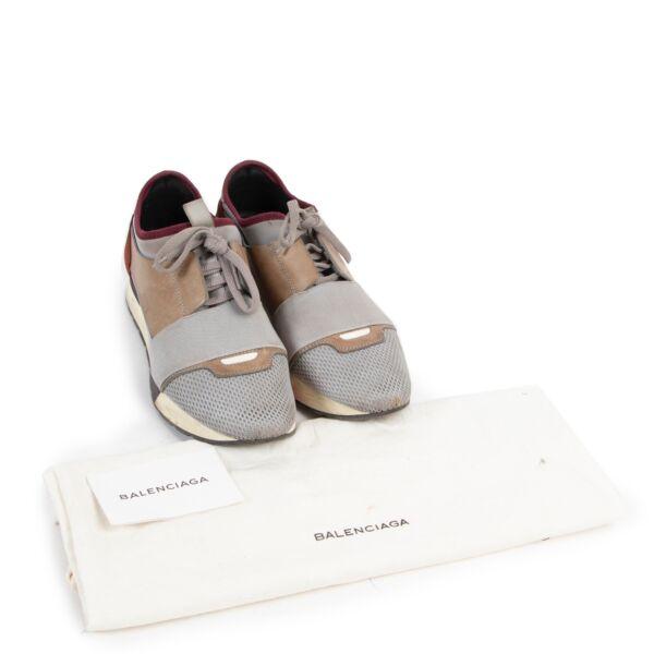Balenciaga Multicolor Sneakers - Size 38