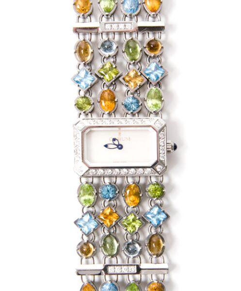 Corum Limited Potpourri Color Diamond Watch