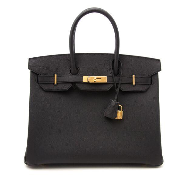 Hermès Birkin 35 epsom black ghw now online at labellov.com skip the waitinglist