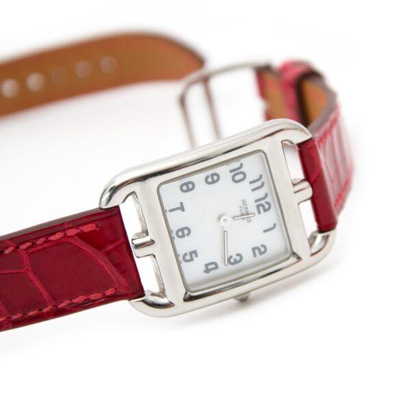 Hermès Cape Cod PM Watch + Straps
