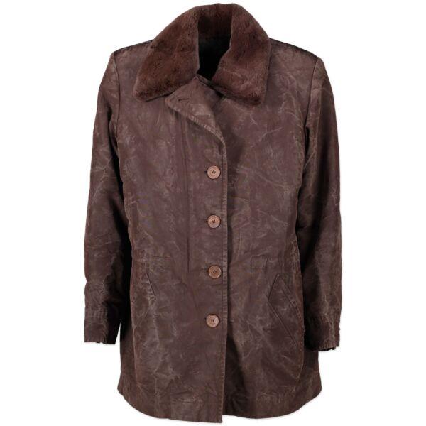 Koop authentieke tweedehands Hermès jassen met juiste prijs bij LabelLOV.
