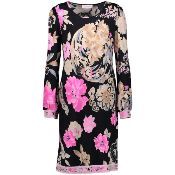 Buy authentic secondhand Leonard dress at the right price at Labellov designer vintage webshop.