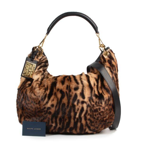 Ralph Lauren Printed Shoulder Bag