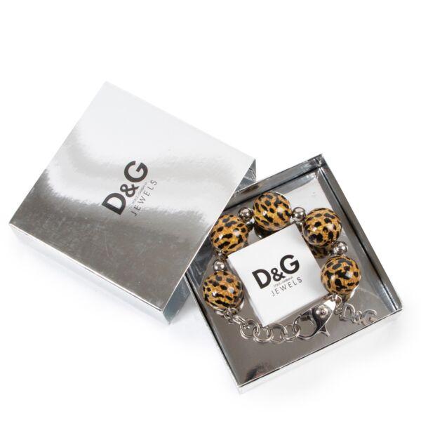 Dolce & Gabbana Silver Bracelet