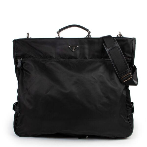Prada Black Travel Bag