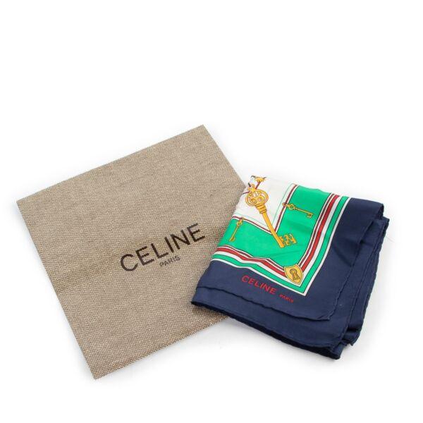 Céline Multicolor Scarf