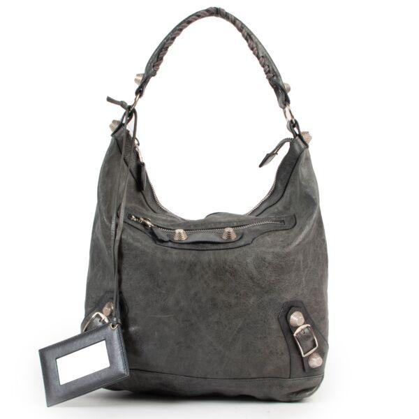 Balenciaga Giant Day Hobo Bag