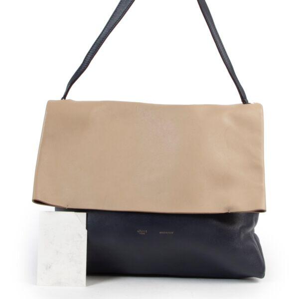 Céline Multicolor All Soft Shoulder Bag