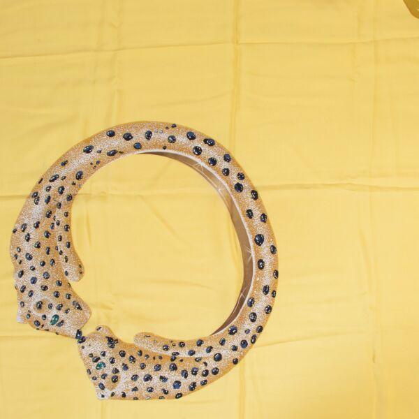 Must De Cartier Yellow Scarf