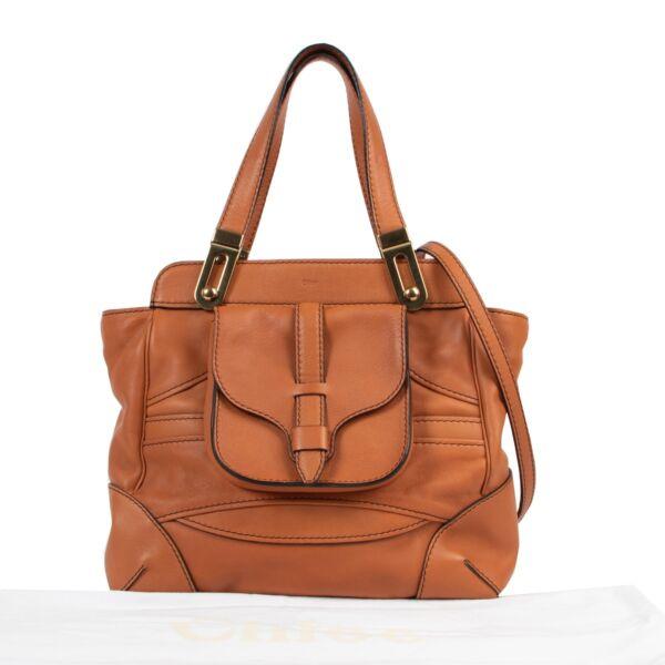 Chloé Rust Shoulder Bag