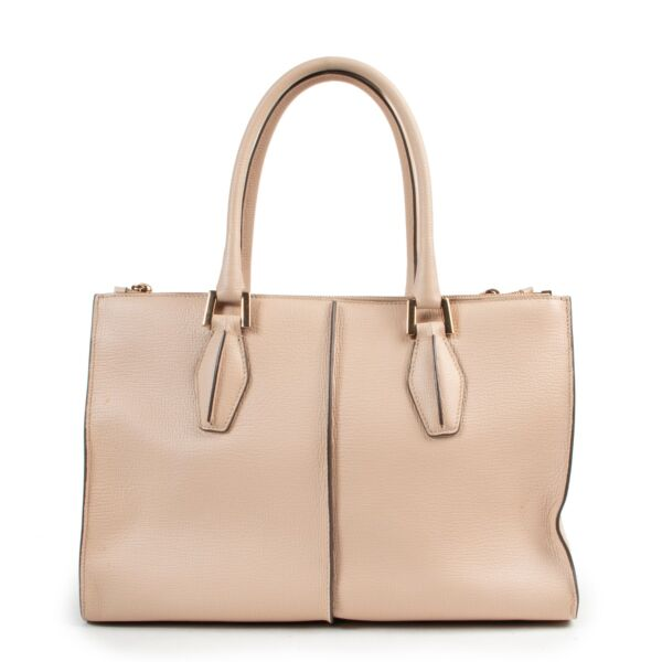 Tod's Pink Top handle