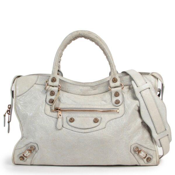 Balenciaga Grey Shoulder bag
