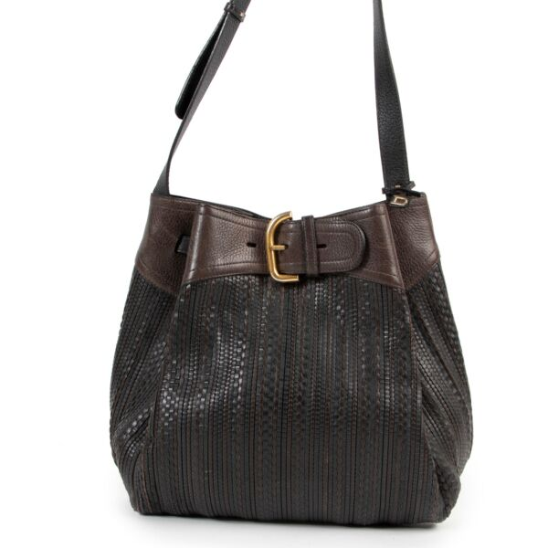 Buy authentic secondhand Delvaux bags at Labellov vintage fashion webshop for the lowest price. Koop authentieke tweedehands Delvaux tassen bij Labellov vintage mode webshop aan de laagste prijs.