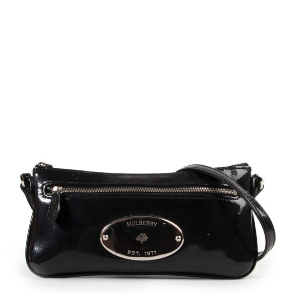 Buy online Mulberry Black Crossbody Bag in a safe way. Shop online Mulberry Black Crossbody Bag safely. Buy authentic second hand Mulberry Black Crossbody Bag online in a safe way.