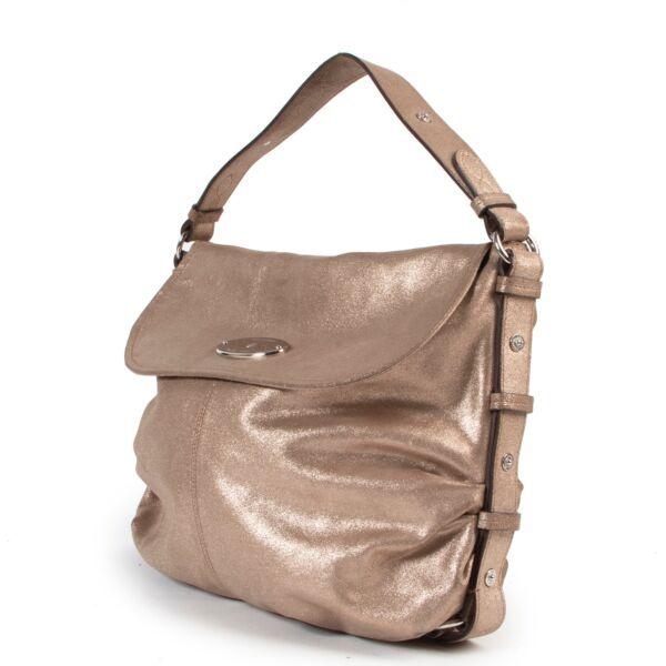 Mulberry Gold Shoulder Bag