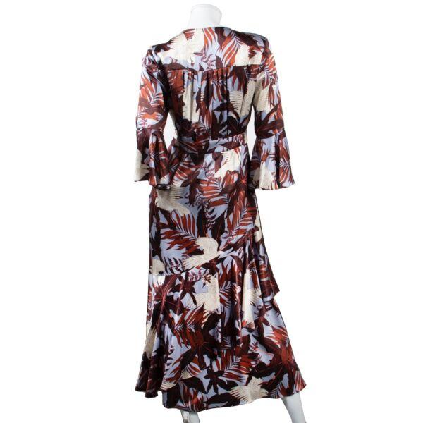Erdem Multicolor Dress - Size 36