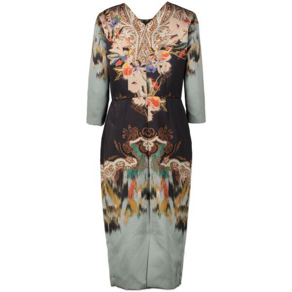 Etro Multicolor Dress - size IT44