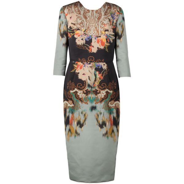 Etro Multicolor Dress - size IT44