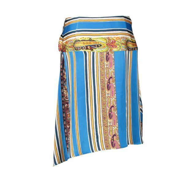 Etro Multicolor Skirt - Size 42