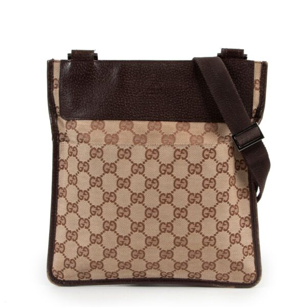 Gucci Monogram Crossbody bag in good condition