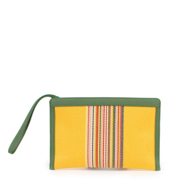 Beautiful multicollor Delvaux bag