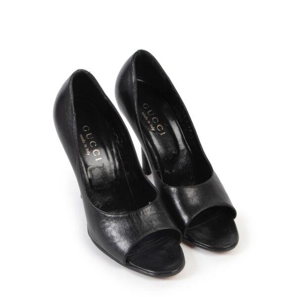 Gucci Black Pumps - Size 36