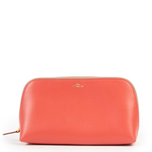 Buy this Delvaux Allure Sunset Pochette at Labellov online or in store.