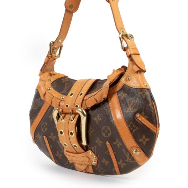 Louis Vuitton Monogram Leonor Shoulder Bag