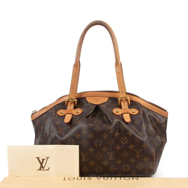 Louis Vuitton Monogram Tivoli GM Shoulder Bag