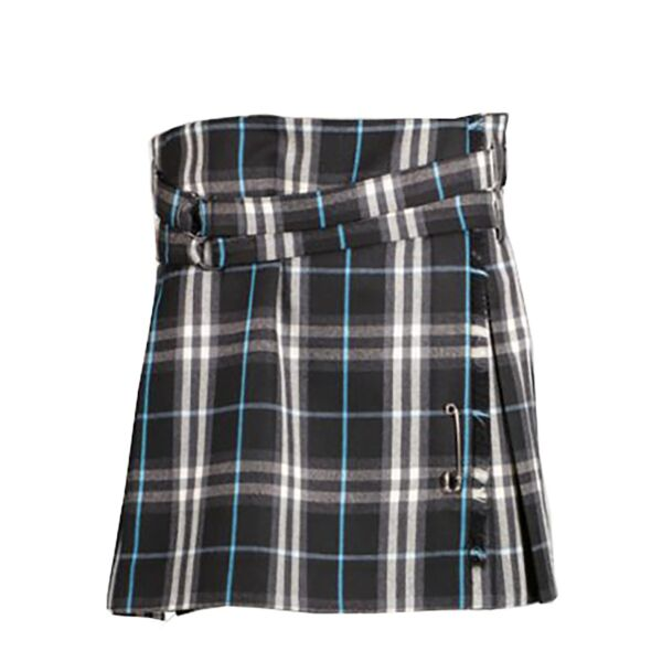 Shop safe online at Labellov in Antwerp this 100% authentic second hand Burberry Multicolor kilt Skirt