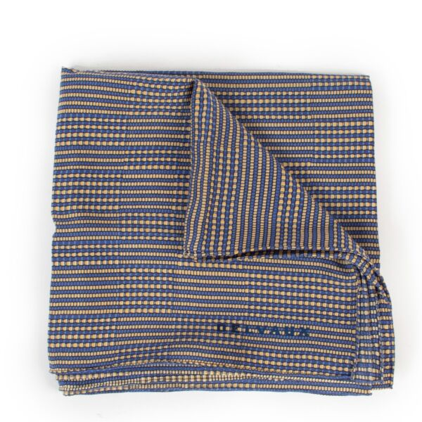 shop 100% authentic vintage Delvaux Multicolor Scarf at Labellov for the best price