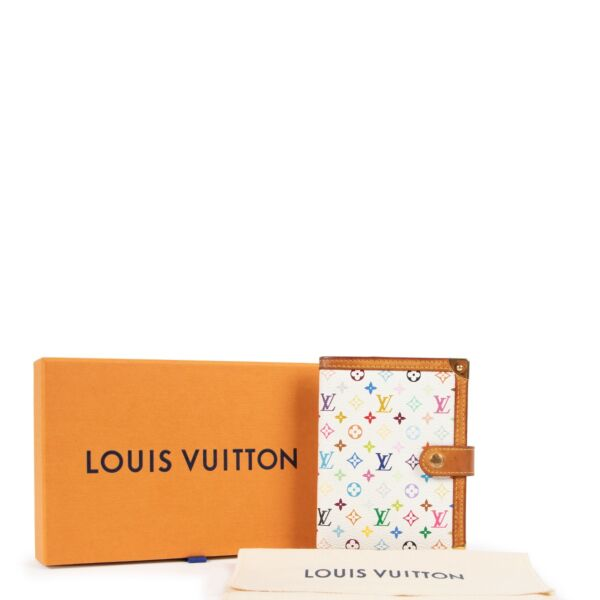 Louis Vuitton Murakami Agenda PM