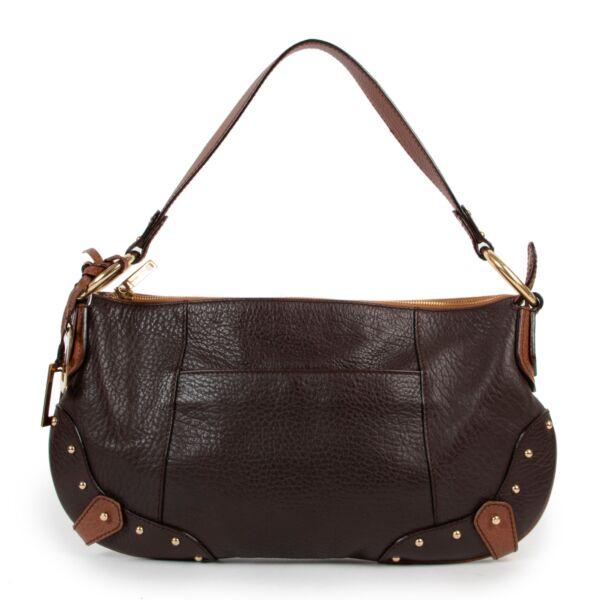 Dolce & Gabbana Brown Shoulder Bag