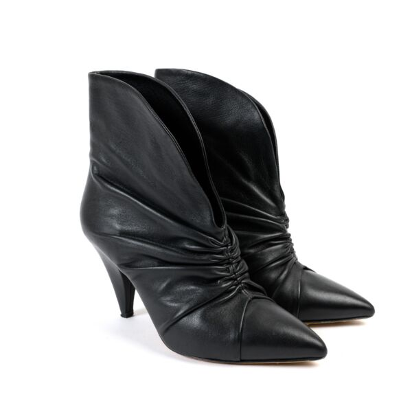 Isabel Marant Black Boots - Size 36
