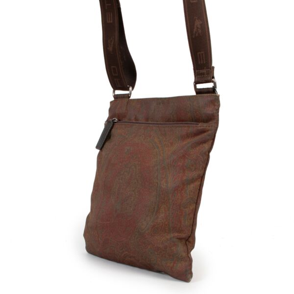 Etro Paisley Crossbody Bag
