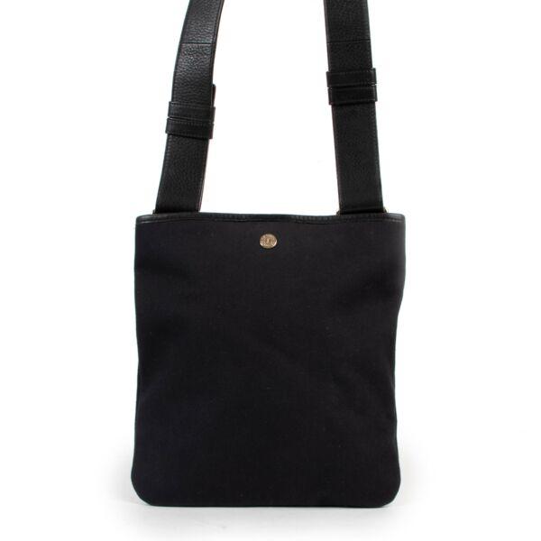 Yves Saint Laurent Black Crossbody Bag