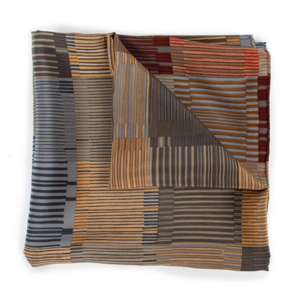 Buy this Delvaux Multicolor Striped Scarf online or in store. Step by in our showroom in Antwerp or shop online
