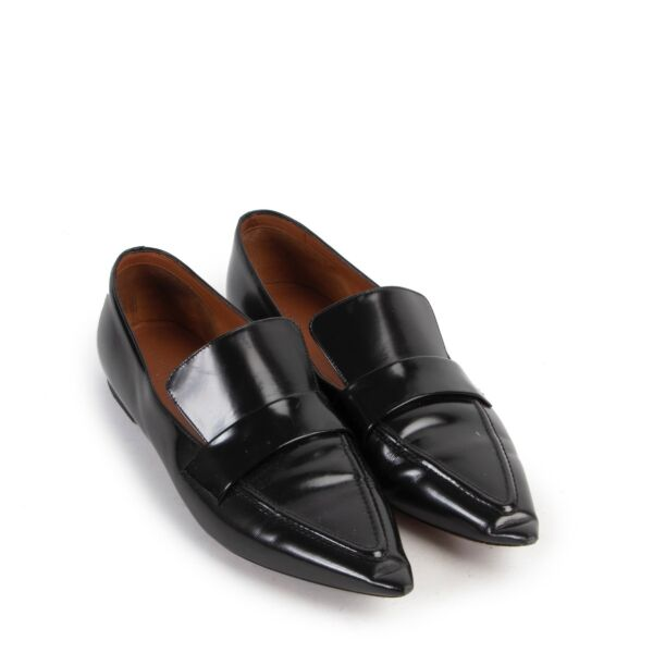 Celine Black Flats - Size 37