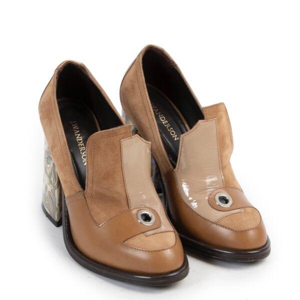 JW Anderson Beige Heels - Size 38